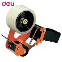 1 Pc Convenient Carton Sealer Tape Dispenser For Width 60mm Length 220 Yard Tapes Portable Deli