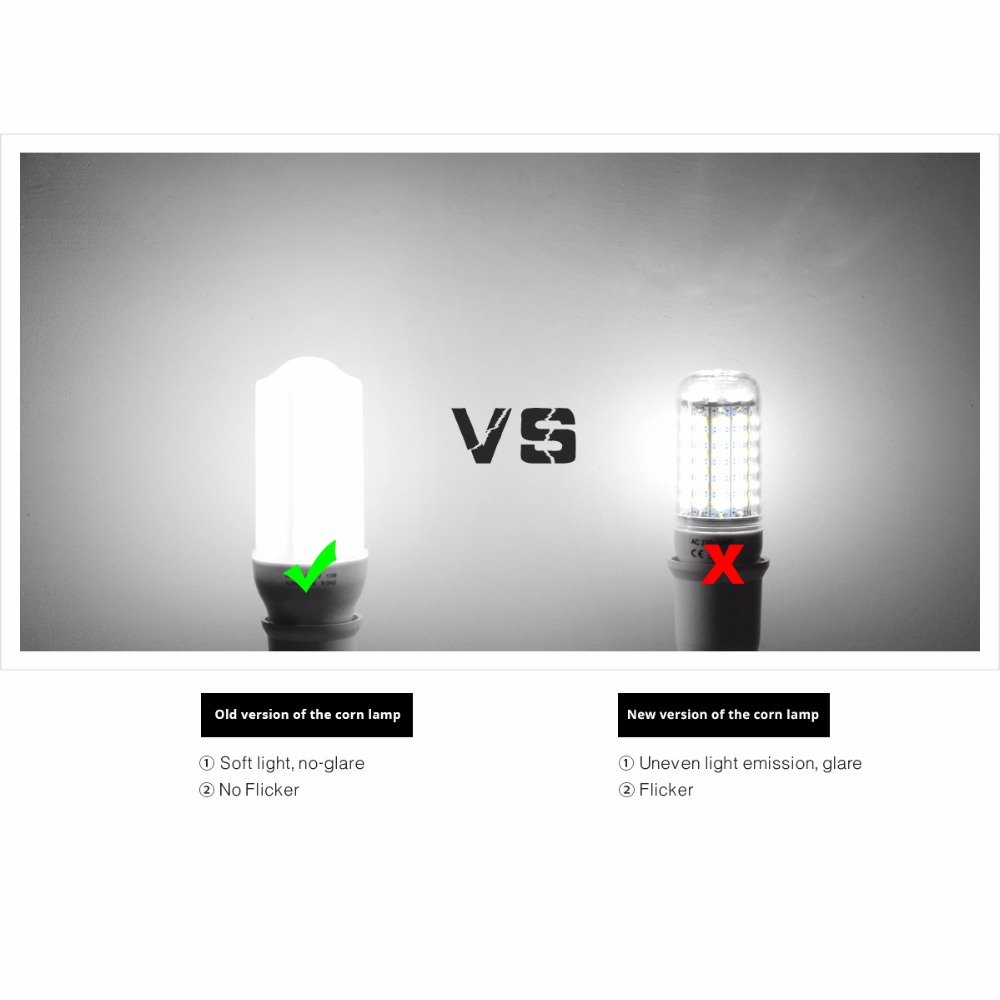 New Green Light LED Corn Bulb E27 E14 B22 LED Book Reading Children Learning  Lamp AC85 265V 2835SMD 5W 10W 15W 20W 30W No Flicke In LED Bulbs U0026 Tubes  From ...