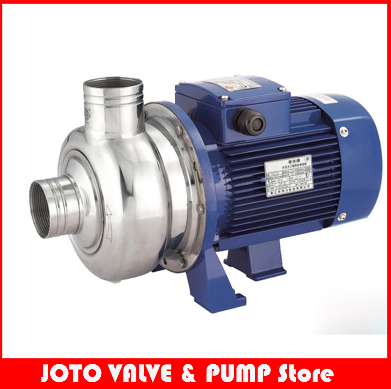 220v/380v BK200-P Stainless Steel Centrifugal Water Pump For Tableware Disinfection