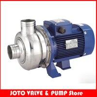220v/380v BK200 P Stainless steel Centrifugal Water Pump For Tableware disinfection