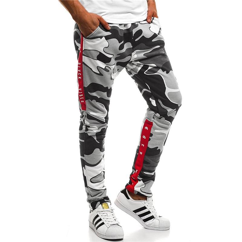 HTB1 KhNXHrpK1RjSZTEq6AWAVXaT Harem Joggers Pants Men 2018 Hip Hop Fitness Padded Camouflage Print Male Trousers Solid Contrast Color Pants Sweatpants XXXL