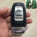3 Botones de Llave Inteligente A Distancia Para Audi A4L A6L Q5 Con 315 Mhz de Alarma de Coche de Entrada Sin Llave Fob (8T0 959 754C)