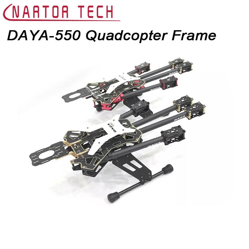 DAYA-550 550mm pliant 4 axes FPV quadrirotor cadre Kit noir rouge couleur livraison gratuiteDAYA-550 550mm pliant 4 axes FPV quadrirotor cadre Kit noir rouge couleur livraison gratuite