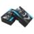 El Envío Gratuito! 2x BT Moto Motocicleta Casco Auricular Bluetooth Intercom Headset 1000 M BT-S2