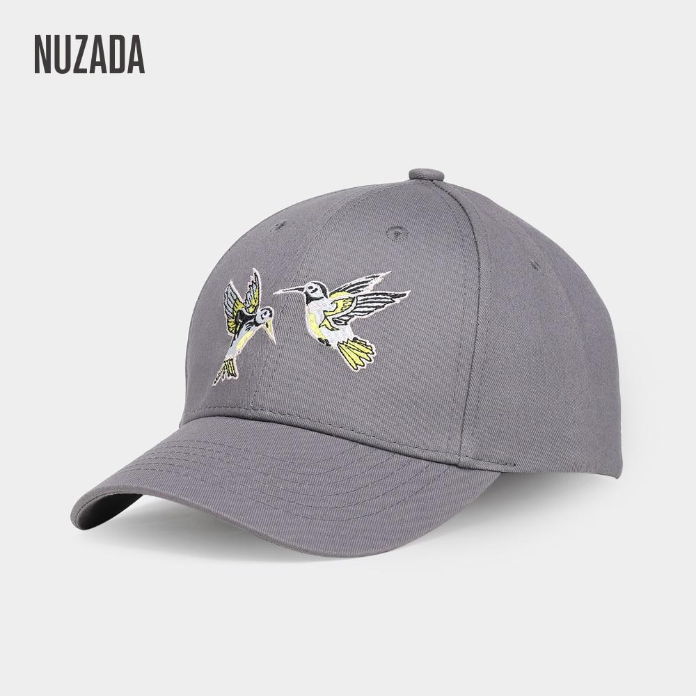 Marca NUZADA Snapback Broderie de înaltă calitate Femei Baseball - Accesorii pentru haine