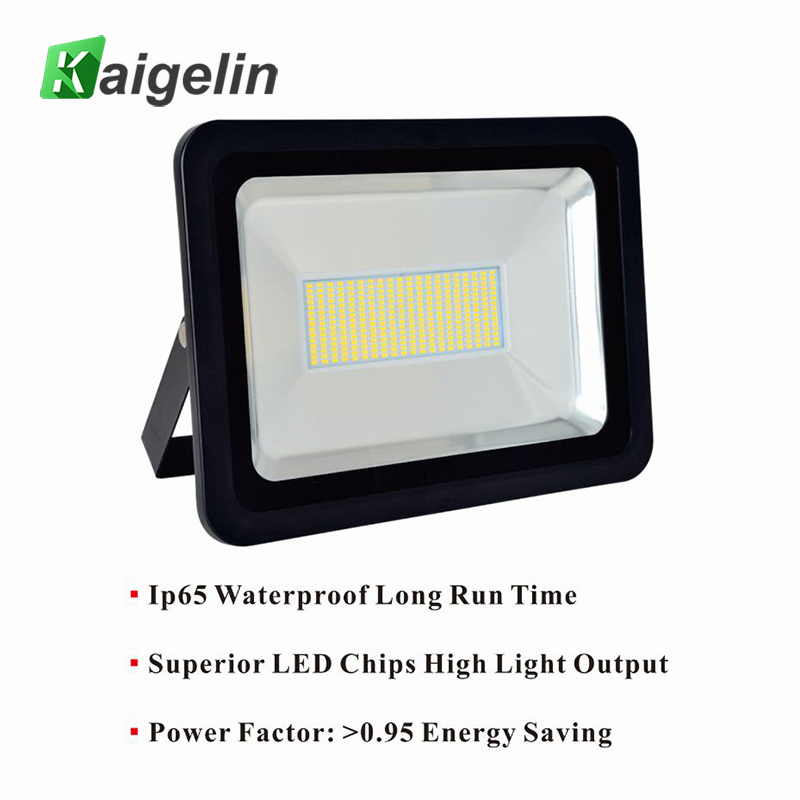 150W LED Flood Light AC 110V 16500LM Reflector Floodlight IP65 Waterproof LED Spotlight Outdoor LED Wall Lamp Garden Lighting