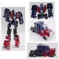 Преобразование Автоботов Робот Автомобиль Optimus Prime Мальчики Дети Фигурки Игрушка в Подарок