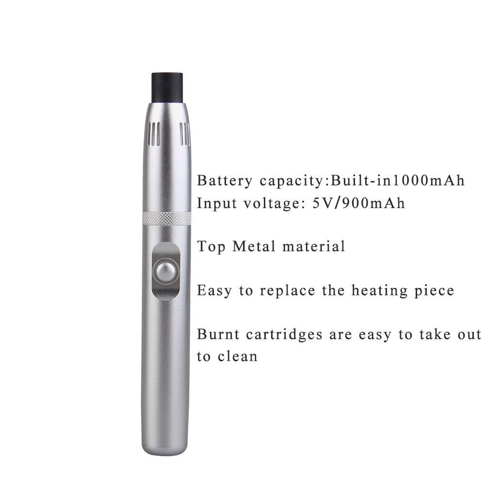 Newest Original Yosta Fcd Mini Kit Heating Stick 1000mah With Heaters E Cigarette For Cartridge Vape In Electronic Kits