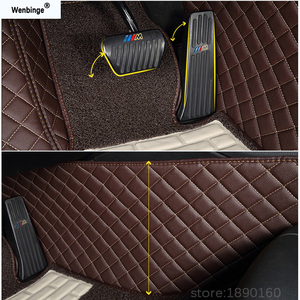 Image 4 - Personalizzato tappetini auto per Toyota Corolla Camry Rav4 Auris Prius Yalis Avensis Alphard 4Runner Hilux highlander sequoia corwn