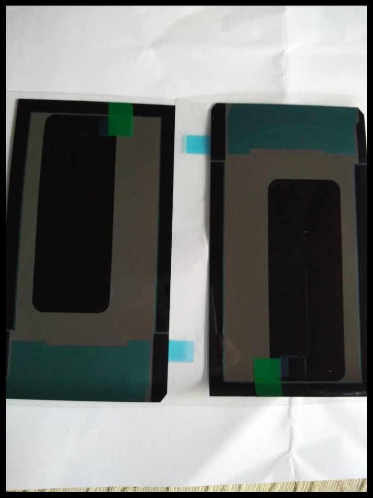 1 Piece חדש רצועת מדבקת דבק דבק בחזרה לסמסונג גלקסי S6 G920 החלפה באיכות גבוהה עבור מסך LCD תאורה אחורית