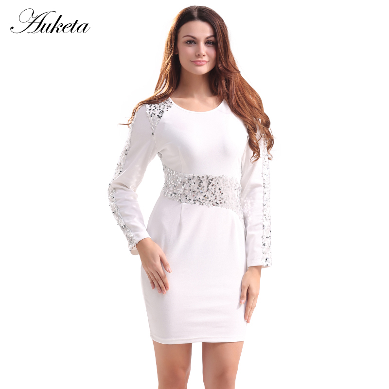 Online Get Cheap White Shiny Dress -Aliexpress.com | Alibaba Group