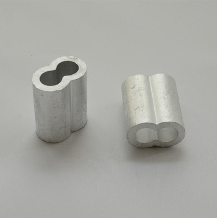 Aliexpress.com : Buy For 1.2mm Diameter Wire Rope Aluminum Crimping ...