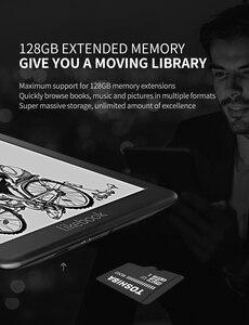 Image 5 - أرسل منا 2019 مثل كتاب المريخ قارئ الكتب الإلكترونية 7.8 بوصة بويو T80D e الحبر eReader 8 كور أندرويد 8.1 ثنائي اللون فرونتليت 2G/16GB