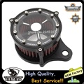 New Motorcycles Air Filter CNC Air Cleaner Intake Filter with Logo Fits For Harley Sportster 883 1200 2004 - 2014