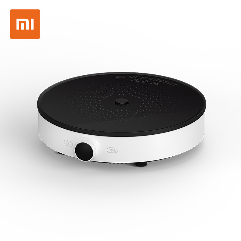 Xiaomi Mijia Smart Induction Cooker 2100W Household Mini Hotpot Soup Pot Electromagnetic Furnace Cooking Support Mi Home APP cukyi induction cooker household hot pot multifunctional household electromagnetic oven ultra thin touch radiation protection