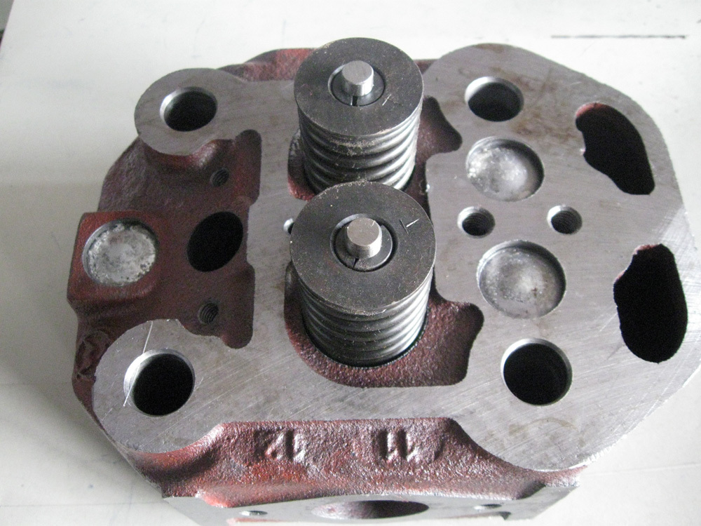 s195 головка блока цилиндров с руководство