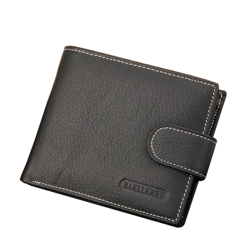 Leather Wallet Men Wallets Male Purse Money Credit Card Holder Genuine Coin Purse Brand Design Money Billfold Maschio Clutch QL contact s brand coin purse men wallets leather genuine clutch male wallet small money bag coin pocket walet credit card holder