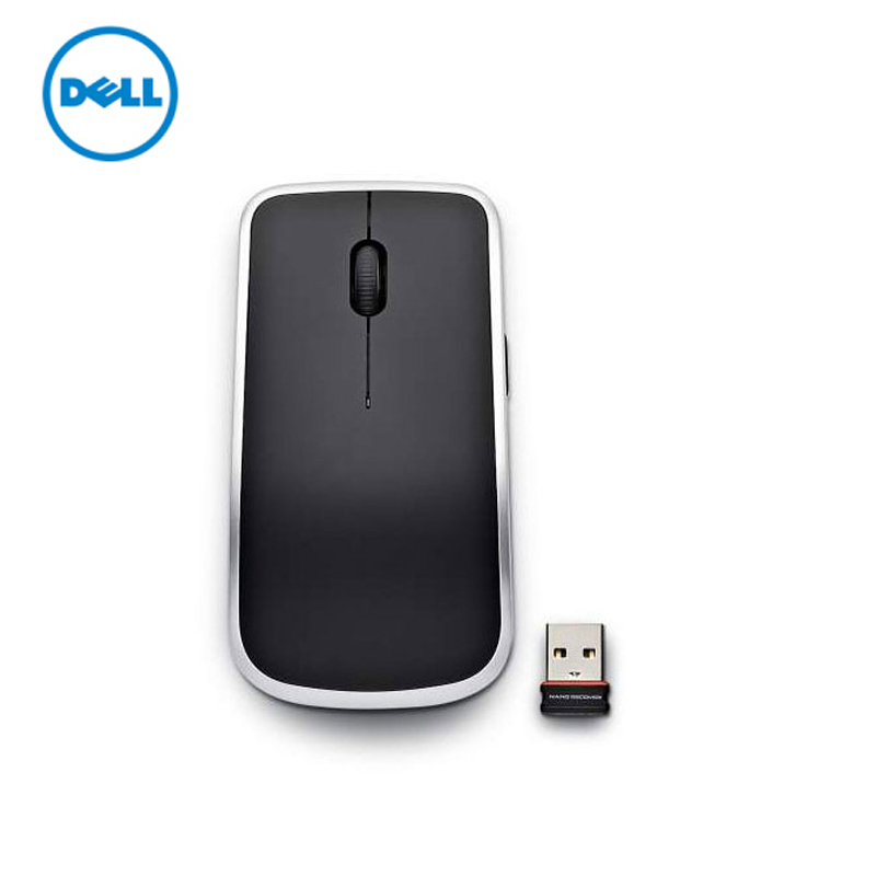 DELL WM514 2.4 GHz Sans Fil Jeu Optique Souris Ergonomique Sans Fil ordinateur portable Souris