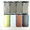 Для Sony Xperia XA F3111 F3115 Оригинальный Полный Жилищно Ближний Передняя Рамка + Задняя Крышка Батареи Запасные Части