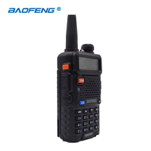 Baofeng UV-5R Walkie Talkie Dual Band CB HAM Radio 2 Two Way Portable Transceiver VHF UHF FM BF UV 5R DMR Radios Handheld Stereo