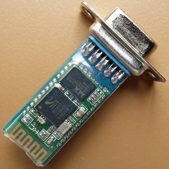 HC-05 6 Pin Wireless Bluetooth RF Transceiver Module Serial For Arduino EO