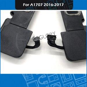 """Image 3 - A1707 haut parleur gauche et droite pour Macbook Pro Retina 15 """"A1707 ensemble haut parleur 2016 2017 EMC 3072 EMC 3162 utilisé"""