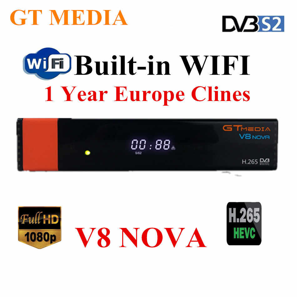 Detail Feedback Questions about V8 Nova Satellite Receiver