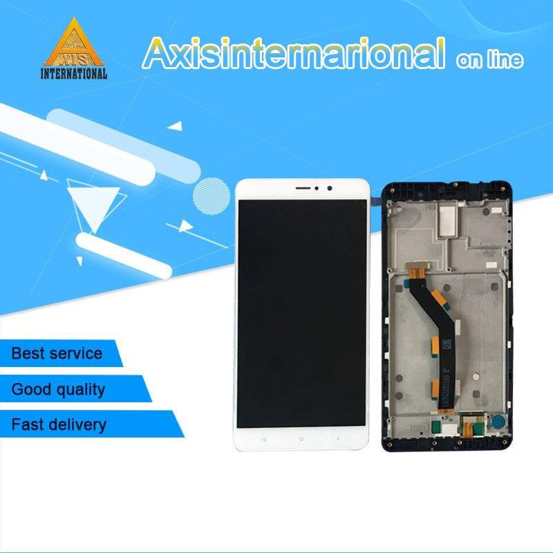 For 5.7 Xiaomi 5S Plus M5S plus Mi5S plus LCD screen display+touch panel digitizer with frame original for xiaomi Mi 5s plus
