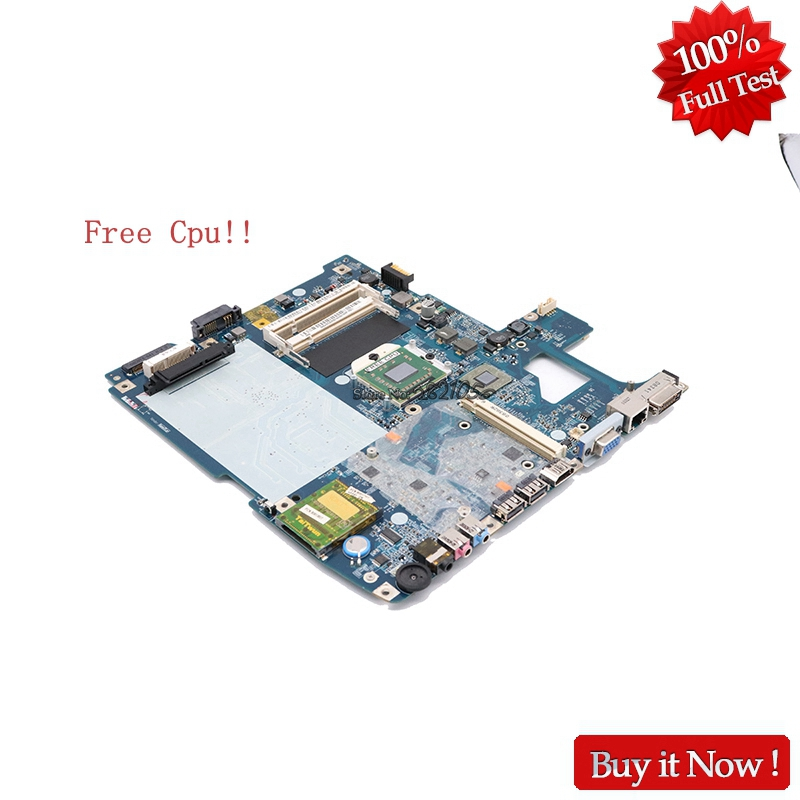NOKOTION MBARS02001 carte mère d'ordinateur portable pour Acer aspire 5530 carte principale JALB0 L02S DDR2 LA-4171P CPU gratuit