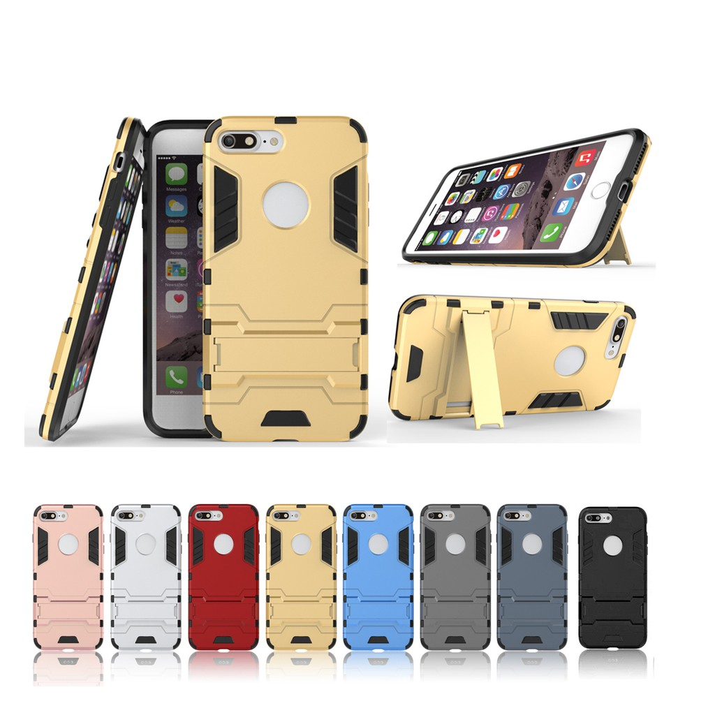 7 Colors Phone Case For iphone 7 Plus 5.5