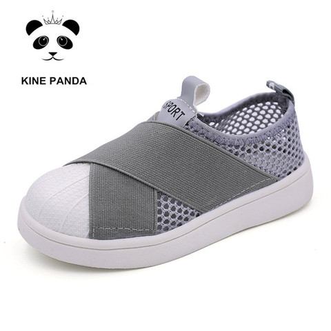 vacas panda criancas correndo sapatos crianca menino menina malha aerea de verao respiravel casual sneakers
