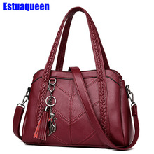 Sac A Main Femme Leather Luxury Handbags Women Bags Designer Ladies Hand bags High Quality Female crossbody Bags For Women 2019