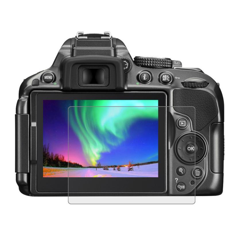 HIPERDEAL Ultra-clear Anti-scratch 9H Tempered Glass Screen Protector Film for Nikon D5300 / D5500 / D5600 18Feb05 Drop Ship - ANKUX Tech Co., Ltd