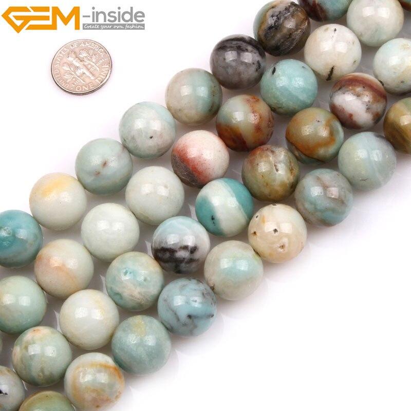 Amazonite Jewelry discount 4-20mm