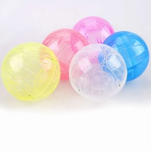 Small Pet Rodent Mice Jogging Hamster Ball Gerbil Rat Play Toy Rabbit Exercise Running Fitness