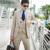 (Jaqueta + calça + gravata) Mens Ternos Formais Trabalho Ternos de Casamento Para Homens Homme Traje Roupas Slim Fit Um Botão Terno Masculino S308