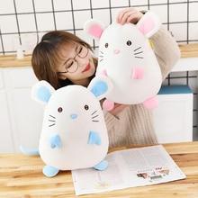 30cm Kawaii Mouse Stuffed Push Baby Cute Creative Animal Ham