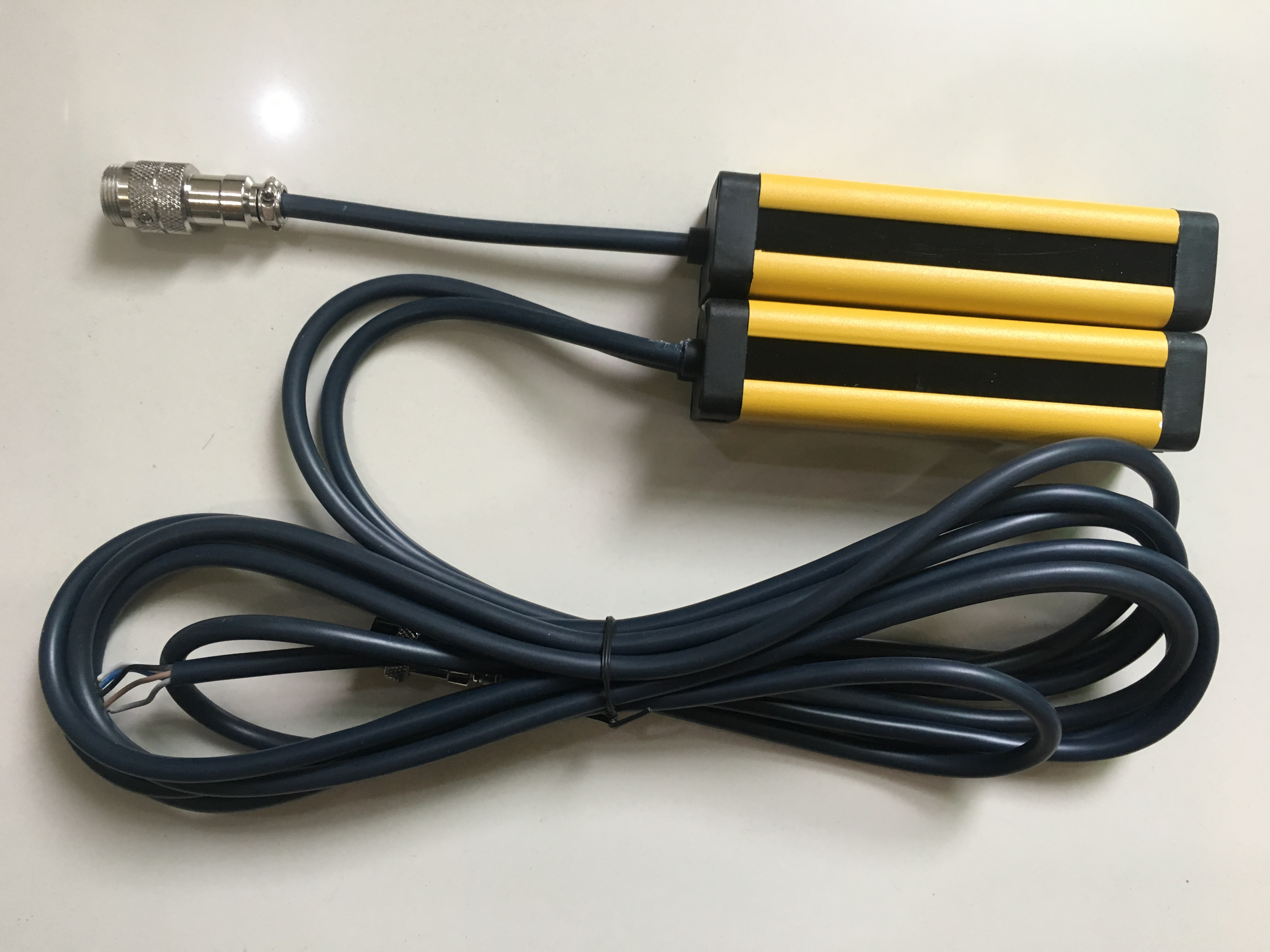 6 beams  20MM relay output  protecter 6 beams light curtain safety grating hydraulic protection punch profession
