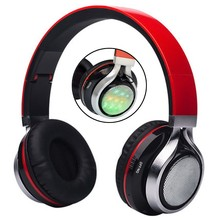 HD mobile phone headphones headset bass notebook single hole headset belt microphone