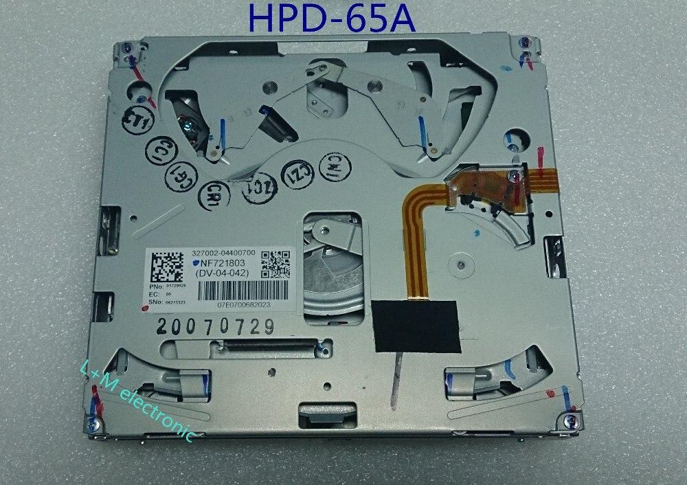 HPD-65A HPD65A DV-04-094A DV-04 nouvelle voiture unique Radio DVD mécanisme changeur Laser tête optique pick-up