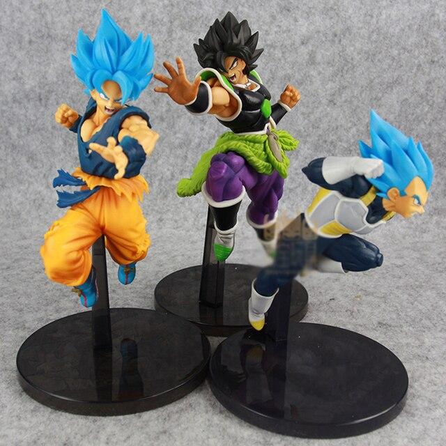2019 Anime Dragon Ball Movie Super God Dbz Son Goku Vegeta Super