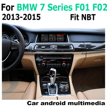 Android screen For BMW 7 Series F01 F02 2013~2015 NBT Touch display GPS Navigation stereo Audio head unit multimedia player стоимость