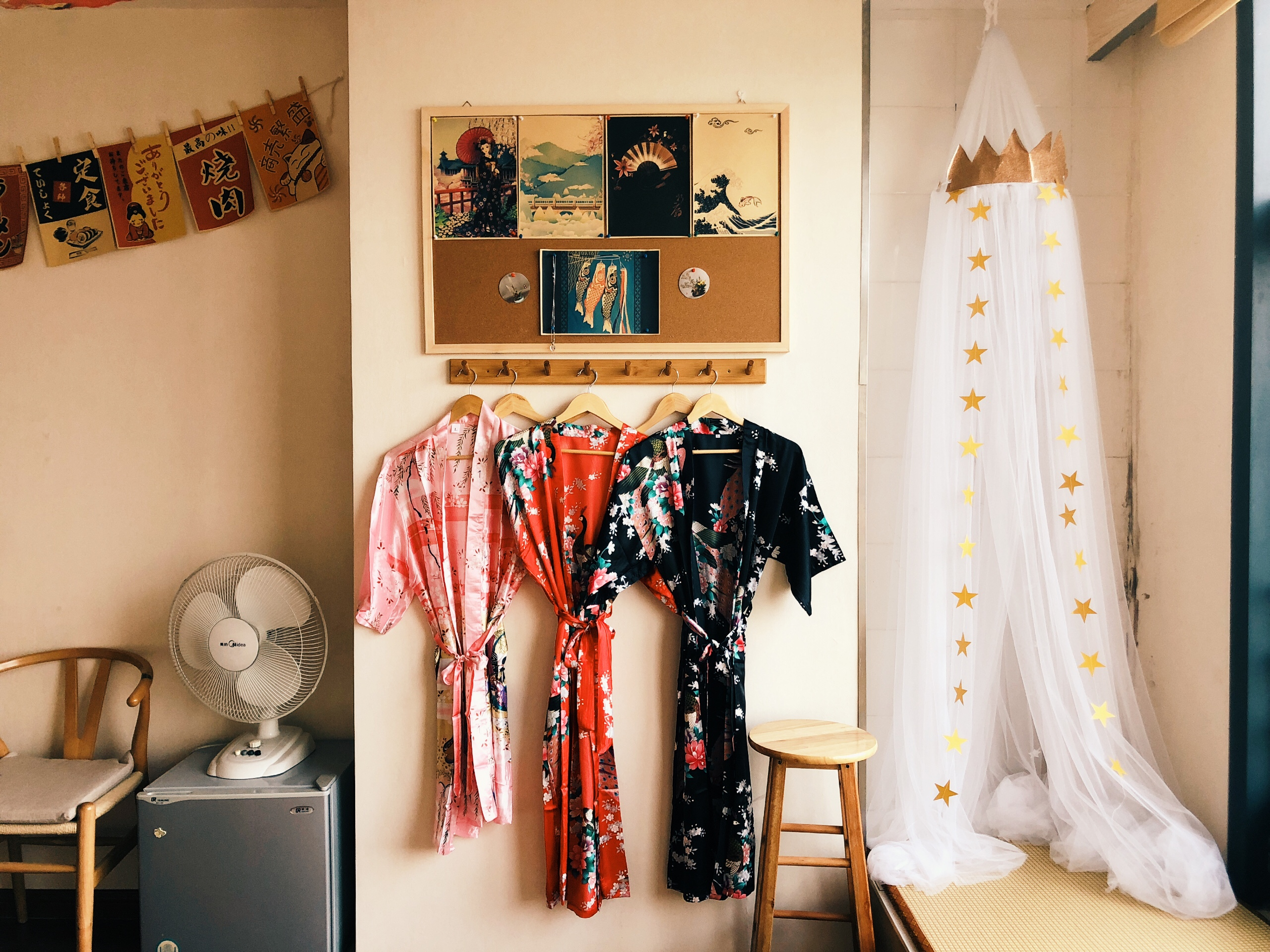HTB1 Kv3XtfvK1RjSszhq6AcGFXaU Woman Loose Style Pajamas Home Sleep Wear Lace Up Peacock Print V-neck Night Gown Japanese Kimono Yukata Bathing Robe