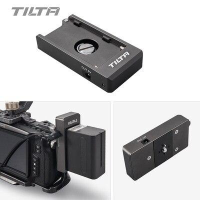 Tilta TA-BTP-F970-G plaque de batterie 12V 7.4V Port de sortie avec 1/4-20 trous de montage