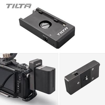 Tilta TA BTP F970 G Batterij Plaat 12V 7.4V Output Poort met 1/4 20 Montagegaten-in Accessoires voor fotostudio's van Consumentenelektronica op  Groep 1
