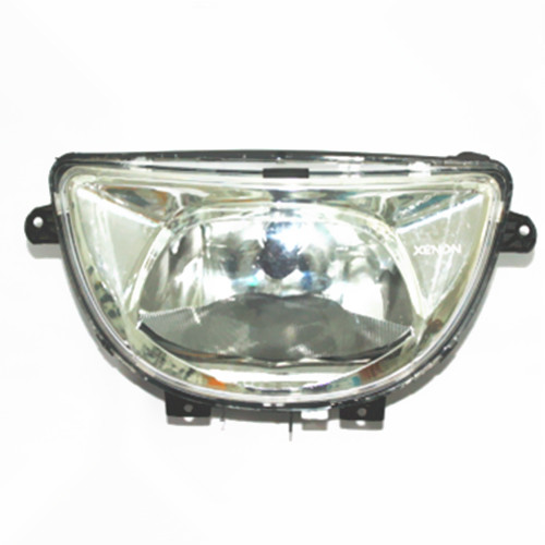 Front Headlight Motorcycle Headlamp Assembly Clear Lens For BMW K1200 2005 2009