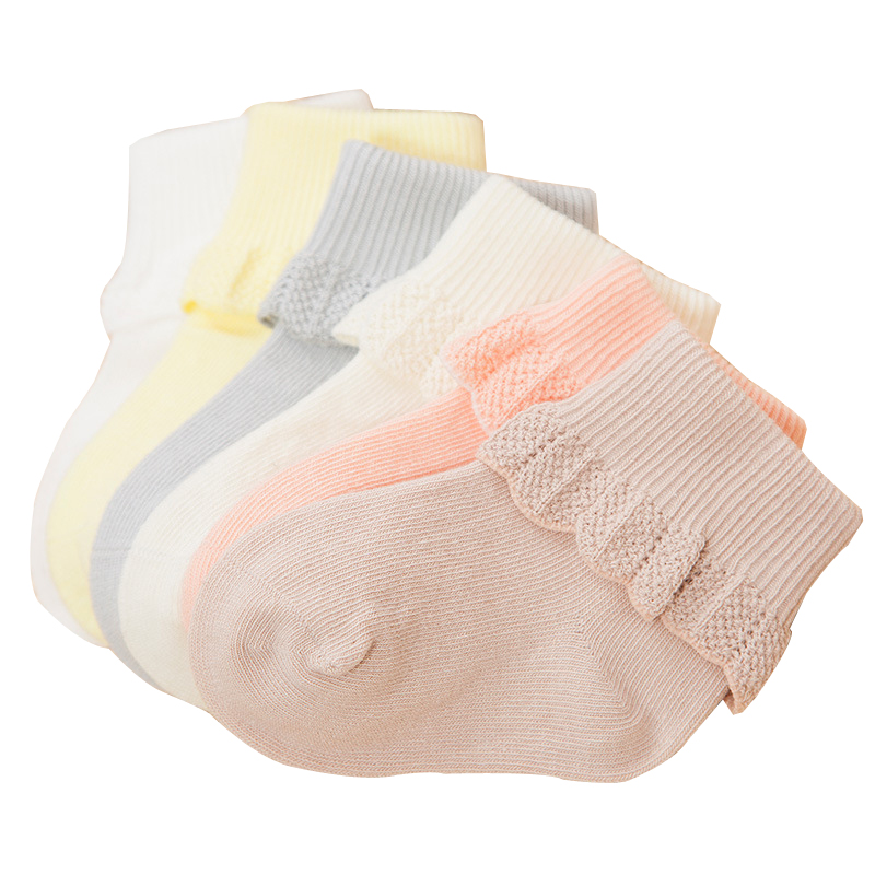 Princess Lace Socks for Girls Pink Cute Baby Socks Cotton Kids Vintage Lace Ruffle Frilly Ankle Socks Newborn White Pure BrandPrincess Lace Socks for Girls Pink Cute Baby Socks Cotton Kids Vintage Lace Ruffle Frilly Ankle Socks Newborn White Pure Brand