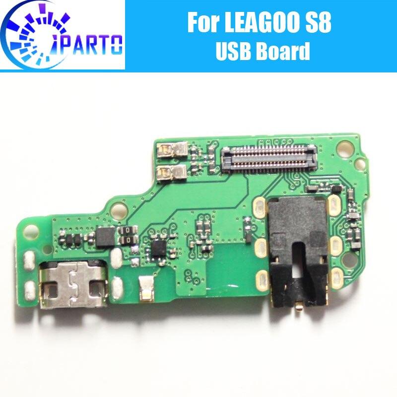 Leagoo S8 Плата USB 100% оригинал новый для USB <font><b>Plug</b></font> заряд Замена платы Интимные аксессуары для leagoo S8 сотовый телефон