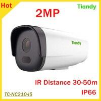 2MP English Version Tiandy IP Camera 1 2 7 CMOS 1080P IR 30 50M 2 IR