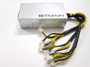 YUNHUI BTC LTC DASH BITMAIN APW7 1800 watt Netzteil Für Antminer S9 S9i Z9 L3 + D3 T9 + e3 Innosilicon A9 D9 A10 ETH NETZTEIL